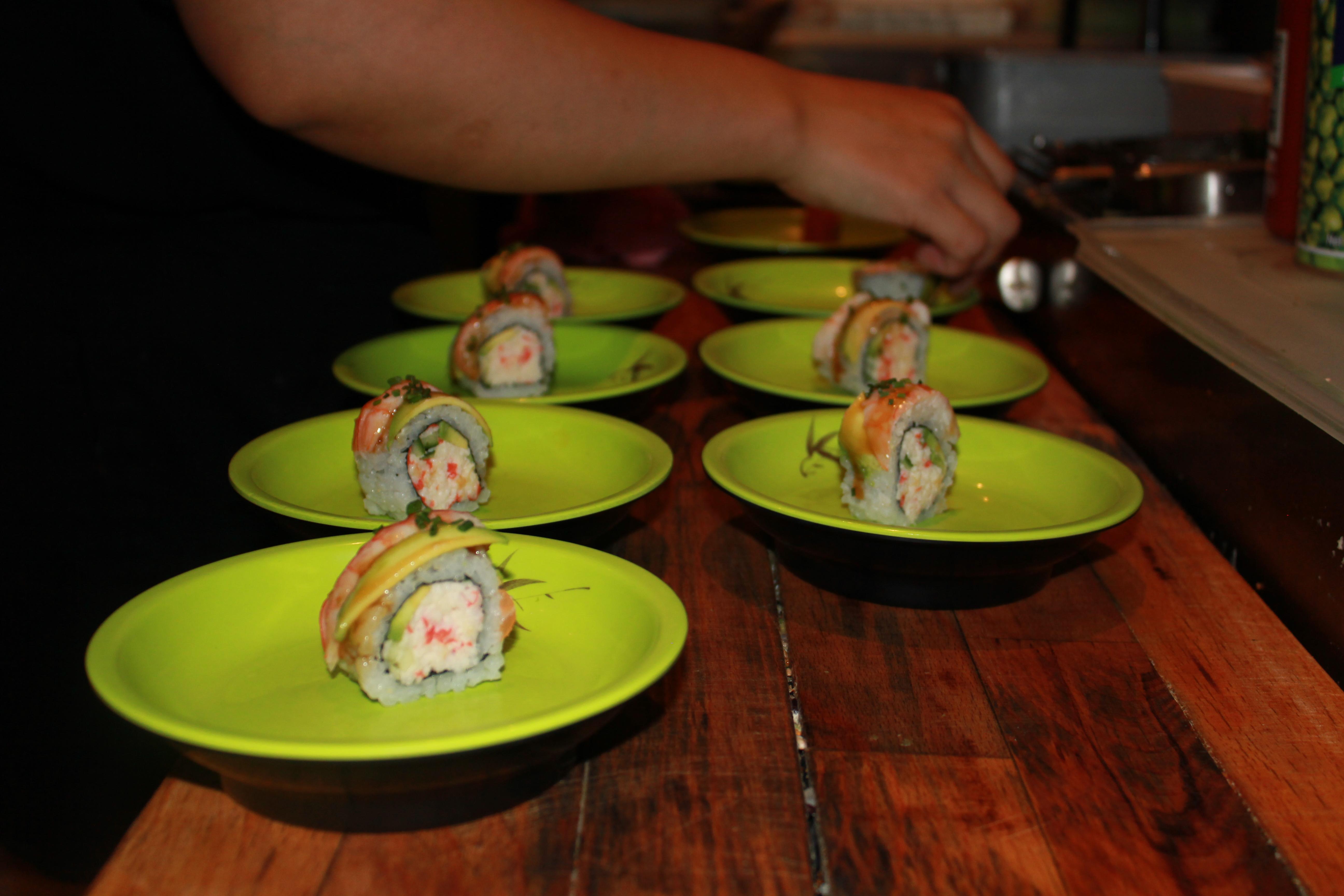 sushi amager tilbud